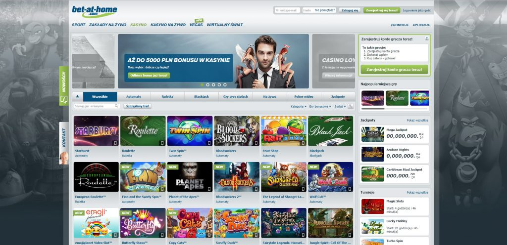 bet-at-home Casino PL